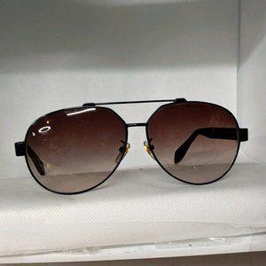 Alexander McQueen Lightweight Pilot Sunglasses